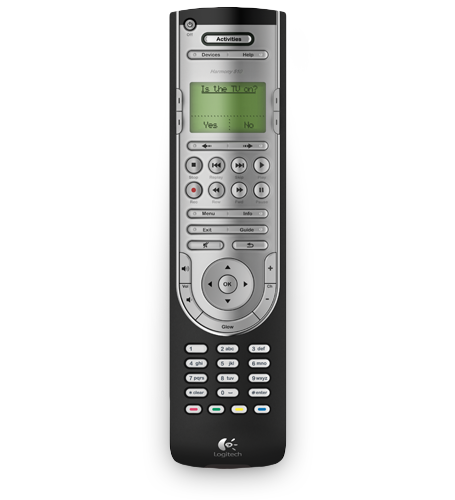 Harmony 510 Advanced Universal Remote Logitech Support