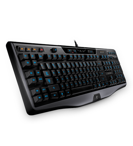 Logitech Y-U0007 Keyboard Gaming Driver