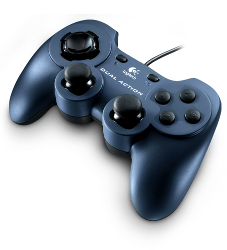 Dual Action Gamepad Logitech Support - Minecraft mit ps3 controller spielen pc