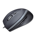 M500 mouse facing left