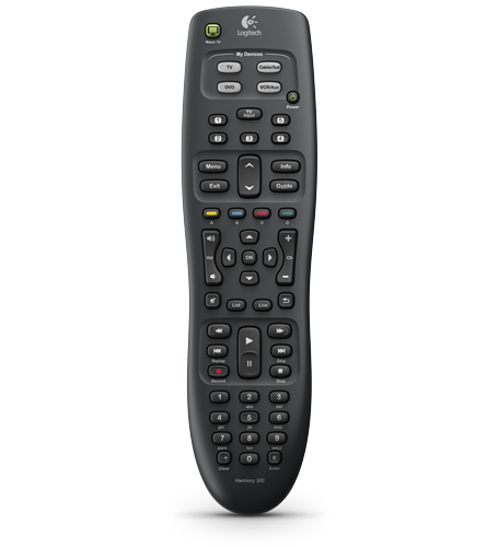 Logitech N-I0004 Harmony 300 Remote Control Drivers Windows 7