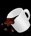 Spill-resistant design*