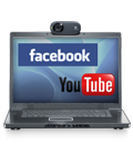 One-click to Facebook