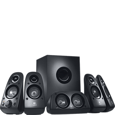 Z506 Surround sound speaker