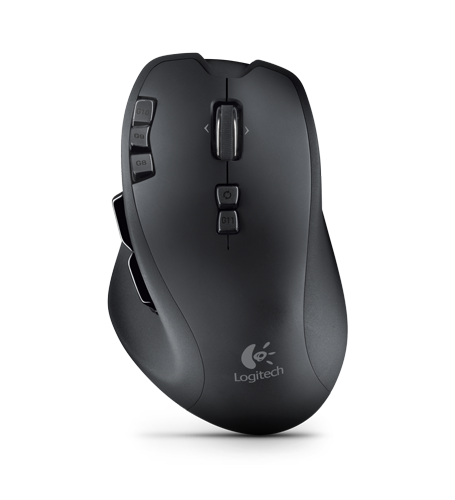 Wireless gaming mouse g700