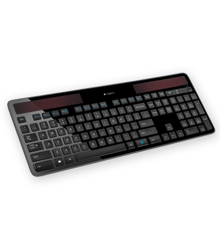 Logitech K750 Wireless Solar Powered Keyboard
