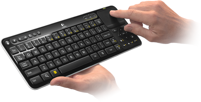 logitech keyboard controller for google tv works beautifully with linux xbmc. Black Bedroom Furniture Sets. Home Design Ideas