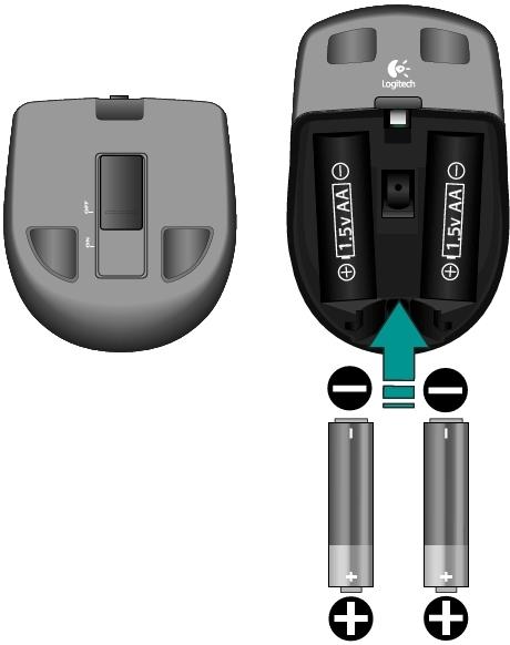 Logitech bluetooth mouse m-rcq142