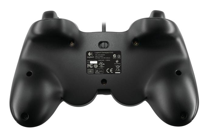 logitech gamepad f310 драйвер скачать
