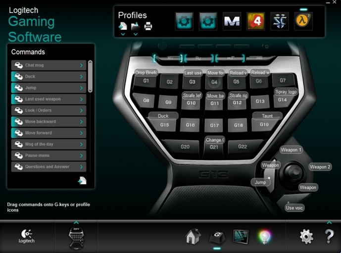 Creating macros for G-Series keyboards – Logitech Support +