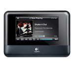 Wireless Touchscreen Music Player