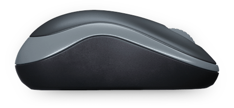 Wireless Mouse M185 Dark Grey