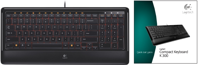 Logitech K300 Keyboard SetPoint Driver