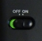 M185 mouse on-off switch