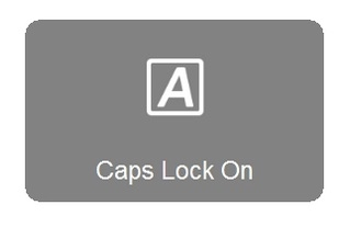 Mk220 Caps Lock And Num Lock Indicators