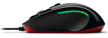 Gaming Mouse G300 side