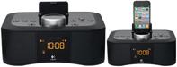 Vorderseite des Clock Radio Dock S400i