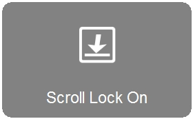 Scroll Lock On indicator