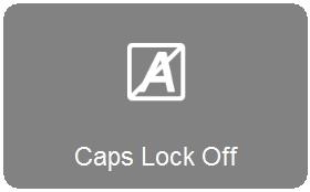 MK330 Caps Lock Off