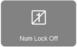 MK330 Num Lock Off