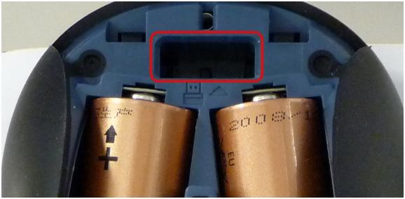 M525 receiver storage