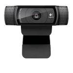 C920 HD Pro Webcam - Black