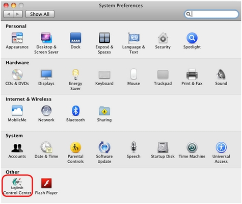 LCC System Preferences