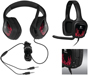 G130 Gaming Headset Front and Side