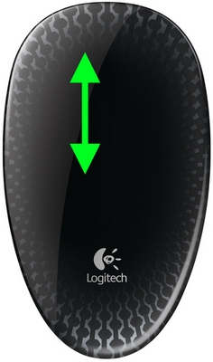 M600 Mouse Gestures