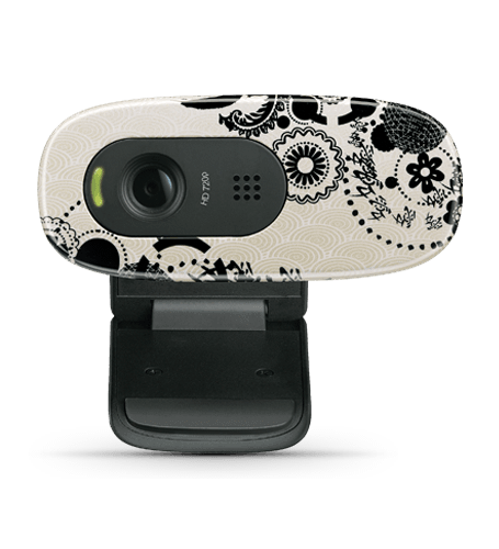 Logitech hd webcam c525 webcam, pc/mac, face tracking: logitech.