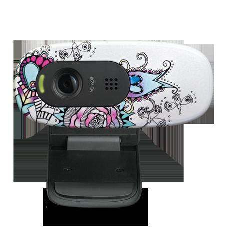 logiciel webcam logitech c270