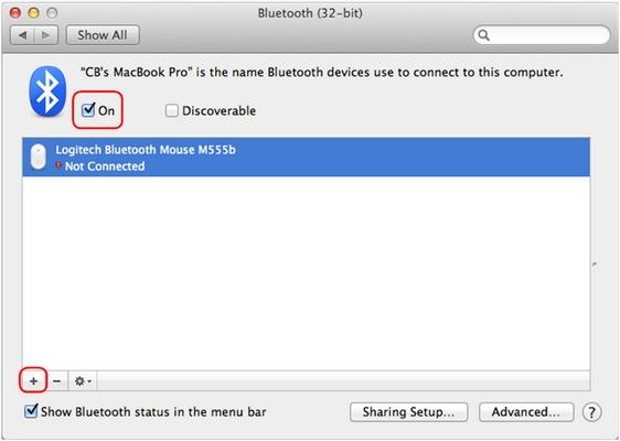Mac Bluetooth On