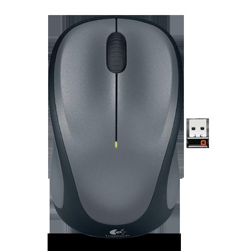 Wireless Mouse M235, 2nd Generation - Logitech