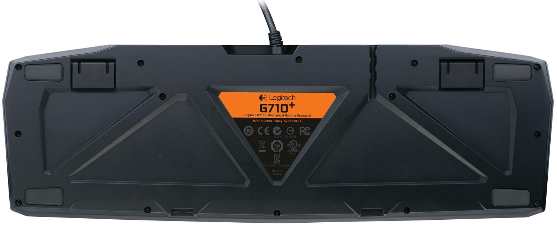 G710 Mechanical Gaming Keyboard Logitech Support