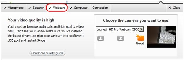 FAQ - HD Pro Webcam C920 – Logitech Support + Download