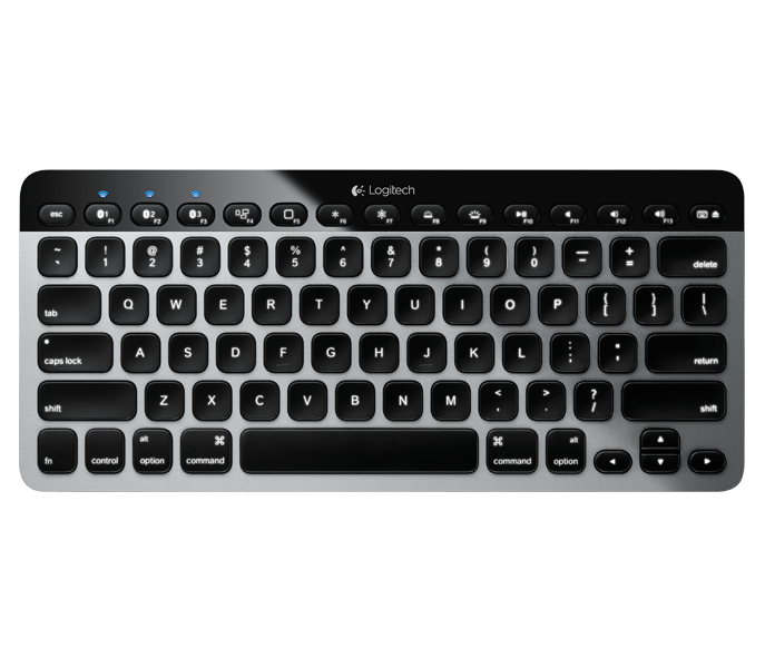 Bluetooth Easy-Switch Keyboard K811 for Mac, iPad and iPhone