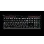 Wireless Solar Keyboard K750 - UK English (Qwerty)