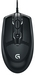 Vista frontal de Logitech G100s Optical Gaming Mouse