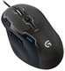 LEDs do Logitech G500s Laser Gaming Mouse