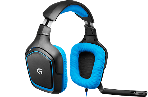 g430 surround sound gaming headset logitech support pimage