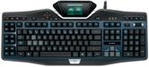 Logitech G19s Gaming Keyboard Top View