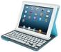 Geöffnetes Logitech Keyboard Folio