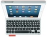 Logitech Keyboard Folio Top View (Orange)