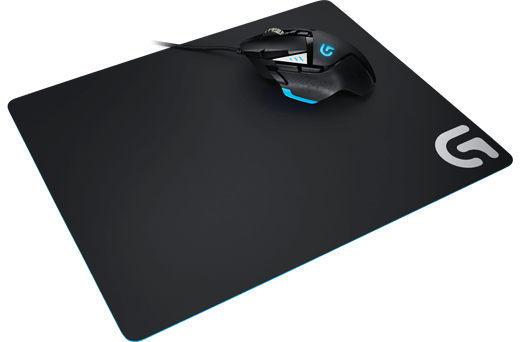 G240 Cloth Gaming Mouse Pad Support