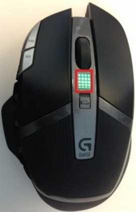 G602 Gaming Mouse Endurance And Performance Modes