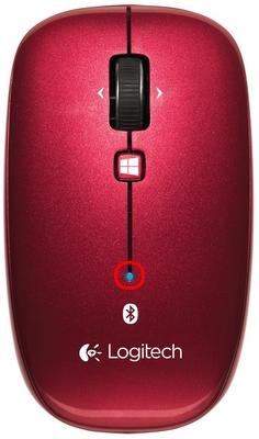 M557 Bluetooth indicator light