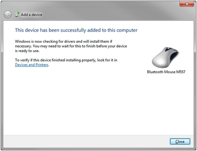 generic mouse driver windows 7
