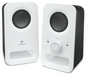 Multimedia Speakers Z150, blanc