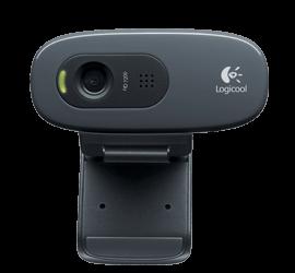 C270n HD Webcam (C270n) - ダークグレー