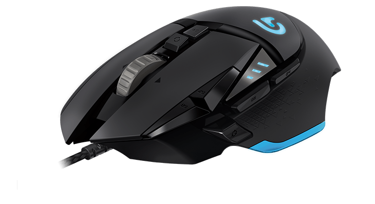 Image result for logitech g502